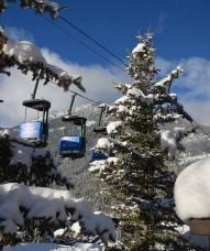Conditions at Panorama on Jan. 14, 2015 | Photo: Panorama Mountain Resort