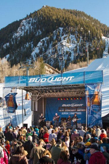 The Bud Light Hi-Fi Concert Series