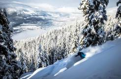 There's a break in the weather today, but that doesn't give your legs a break. | Photo: William Eaton, Revelstoke Mountain Resort