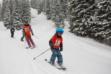 They start em' young in Aspen. | Photo: Aspen Snowmass