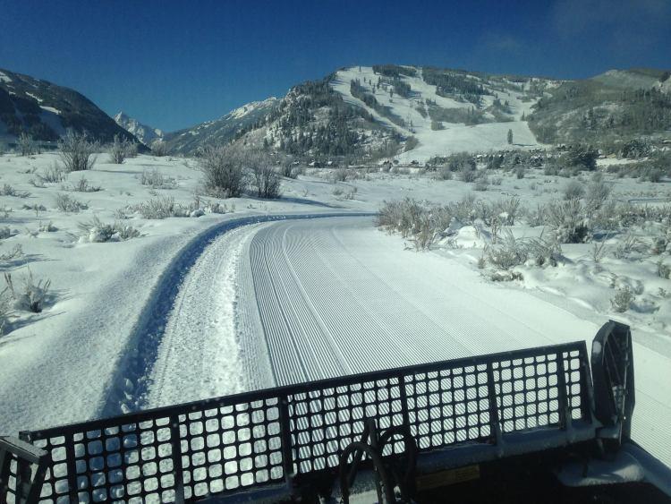 Aspen Snowmass Nordic Council, Aspen cross country skiing