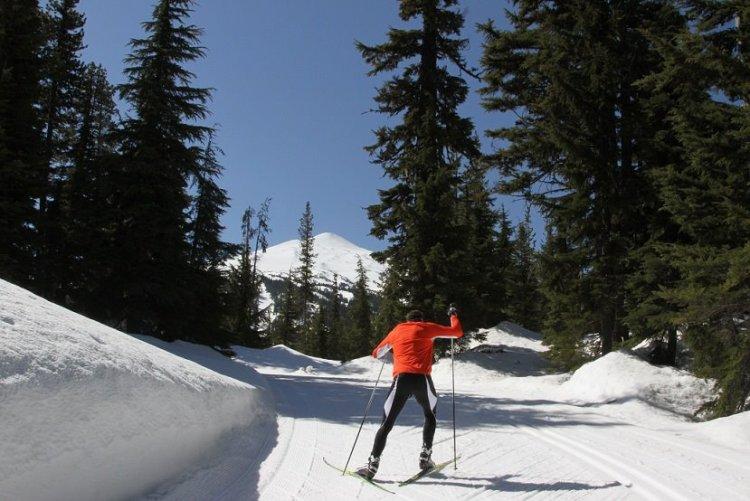 Mt. Bachelor cross country, Mt. Bachelor Nordic