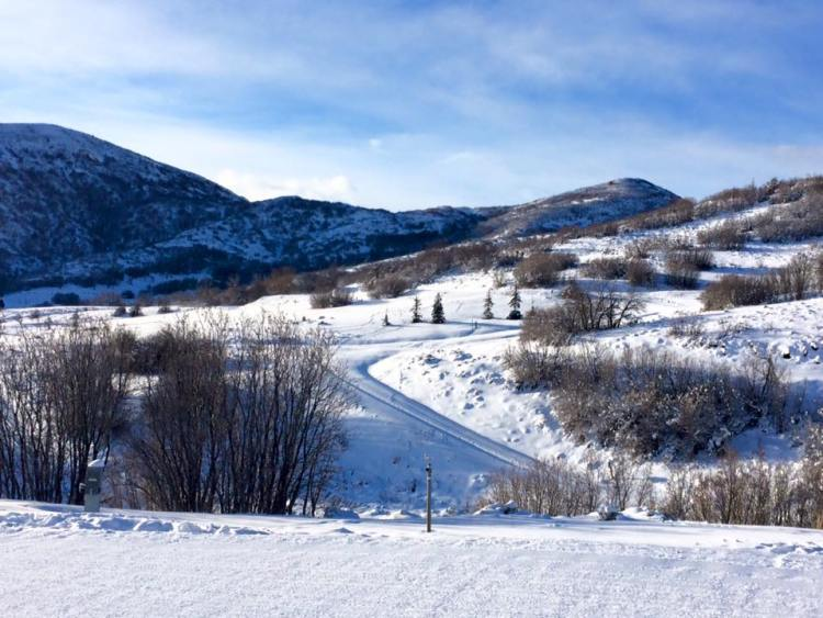Soldier Hollow Nordic, Park City cross country