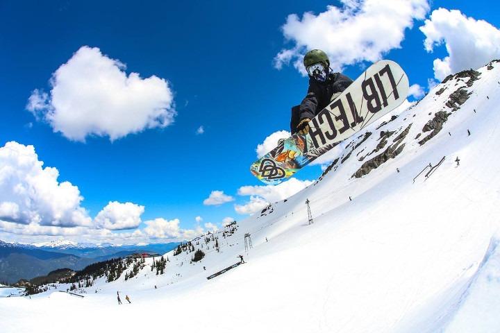 Park Rider Sessions Ski & Snowboard Whistler