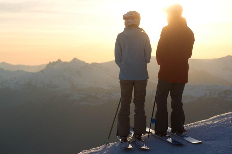 tax refund, ski trip