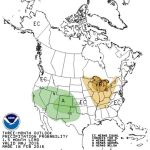 Spring skiing forecast for Western U.S.