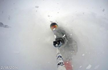 Sugar bowl snow