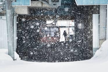 Whistler Blackcomb snow