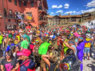 Aspen Highlands closing day