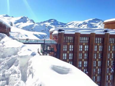 valle nevado snowstorm