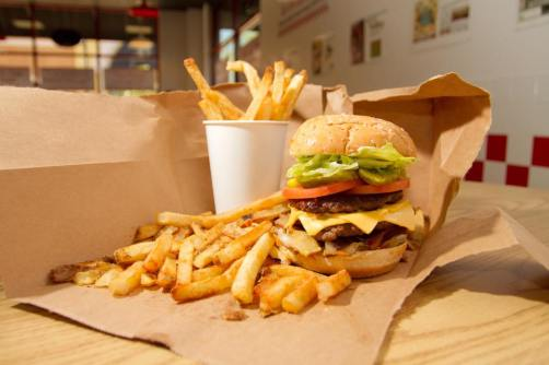 Five Guys Burgers and Fries Midvale Utag
