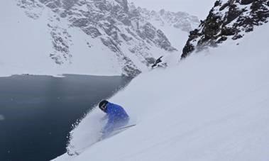 portillo snow report