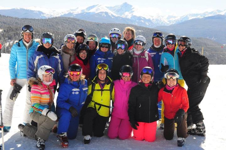 Ski with Kim Vail 2017