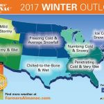 Farmers' Almanac forecasts cold, snowy winter for East Coast
