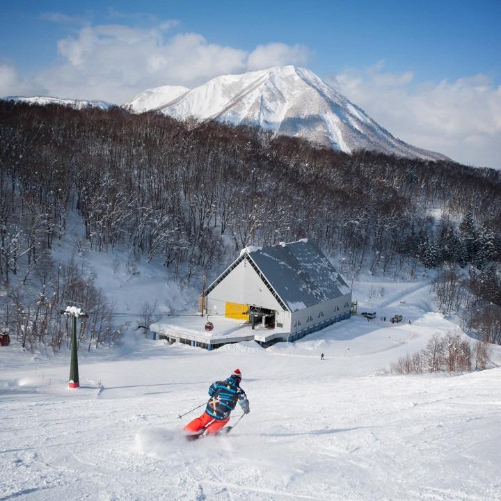 Kiroro skiing, Kiroro resort