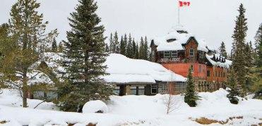 Deer Lodge Banff, caribou lounge banff