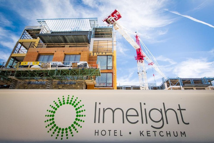 Limelight Ketchum, Limelight Sun Valley