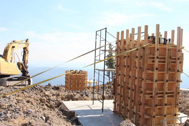 Mt. Bachelor Cloudchaser lift, new Mt. Bachelor lift