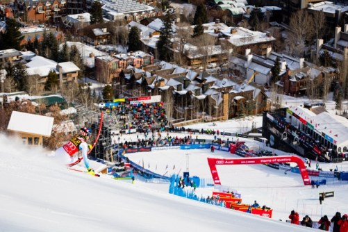 2017 Audi World Cup Finals Aspen, Whats new in Aspen winter 2016-17