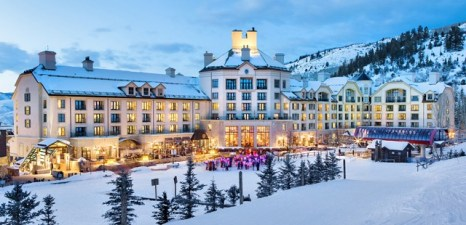 Park Hyatt Beaver Creek, Beaver Creek ski in ski out