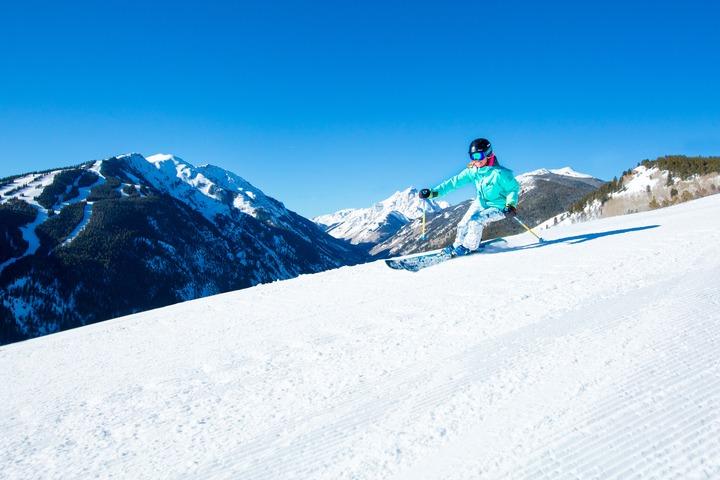 Buttermilk Skier's Edge
