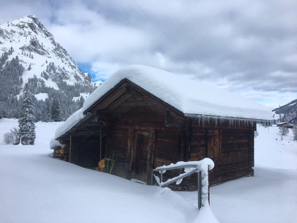 Engleberg Titlis Switzerland snow
