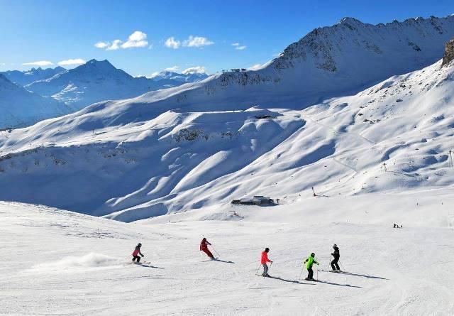 st moritz europe ski resort switzerland