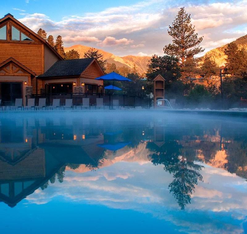 Mount Princeton Hot Springs
