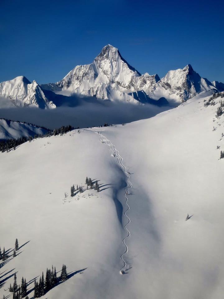 CMH Heli skiing, Canadian Mountain Holidays