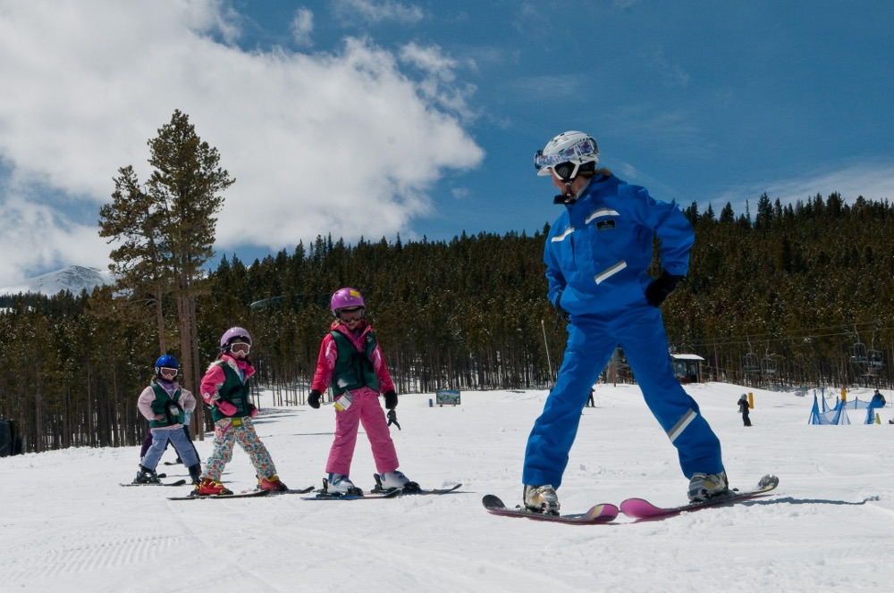 breckenridge kids ski school