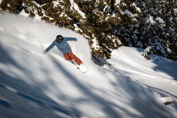 Jackson Hole record Feb 2017 snow