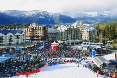 World Ski & Snowboard Festival 2017