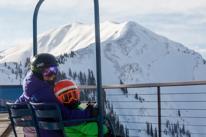 can kids hike highland bowl?