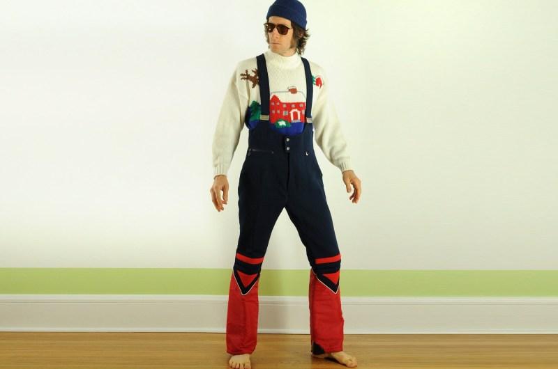 70s ski gear
