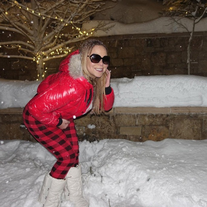 mariah carey photo in Aspen