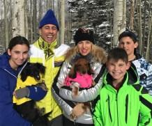 jerry seinfeld skiing
