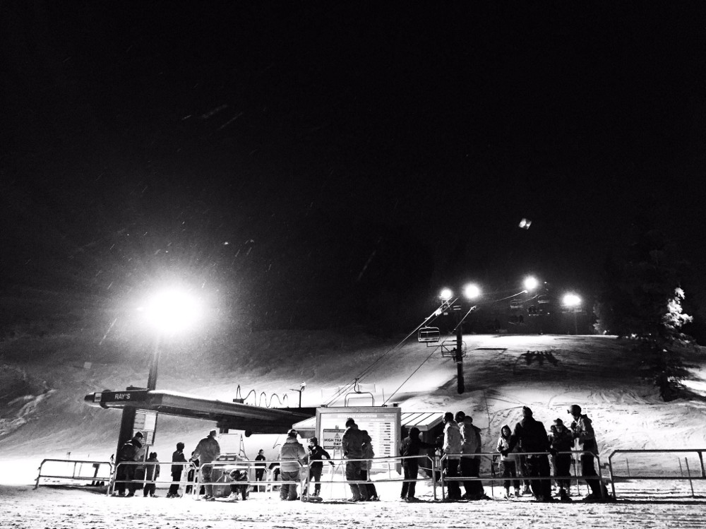 Sundance night skiing, where can I go night skiing