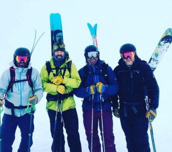 guided ski trip to japan