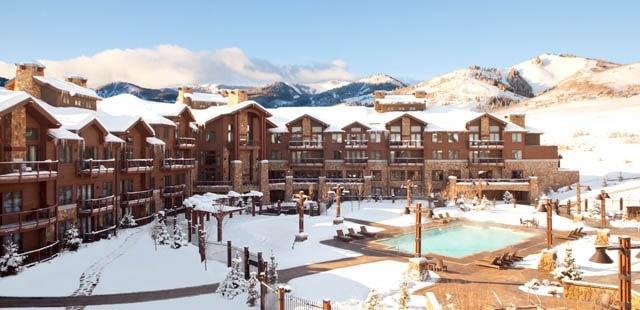 slopeside lodging park city