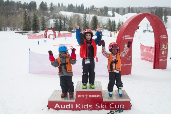Snowmass Children's Race Arena