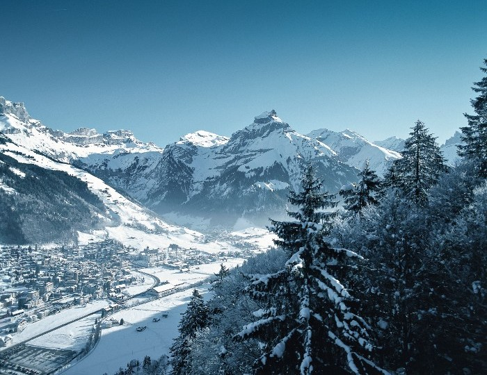 engelberg titlis, swiss ski guide, skiing in the swiss alps