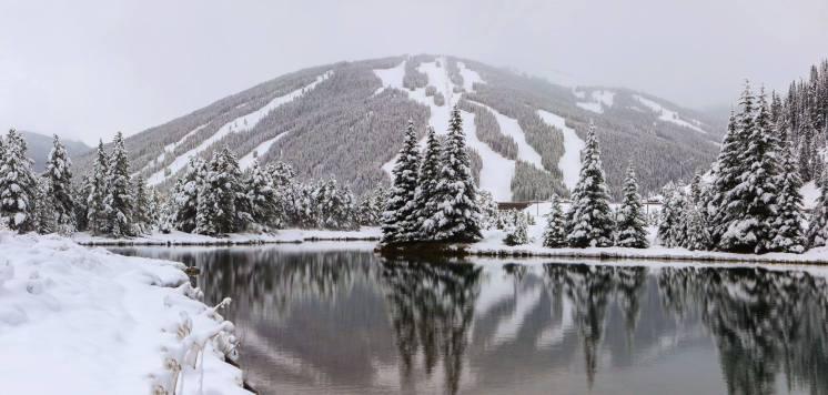 october snow copper mountain, october snow coloraod