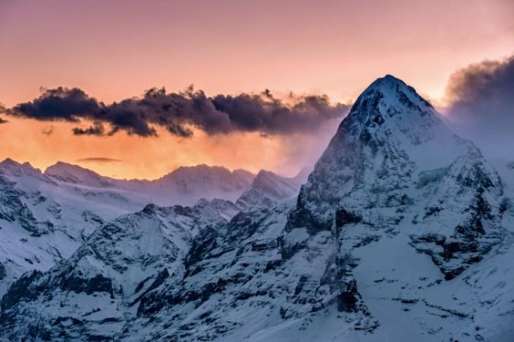 Eiger, Lauterbrunnen, Jungfrau, swiss alps, ski guide switzerland, skiing in switzerland