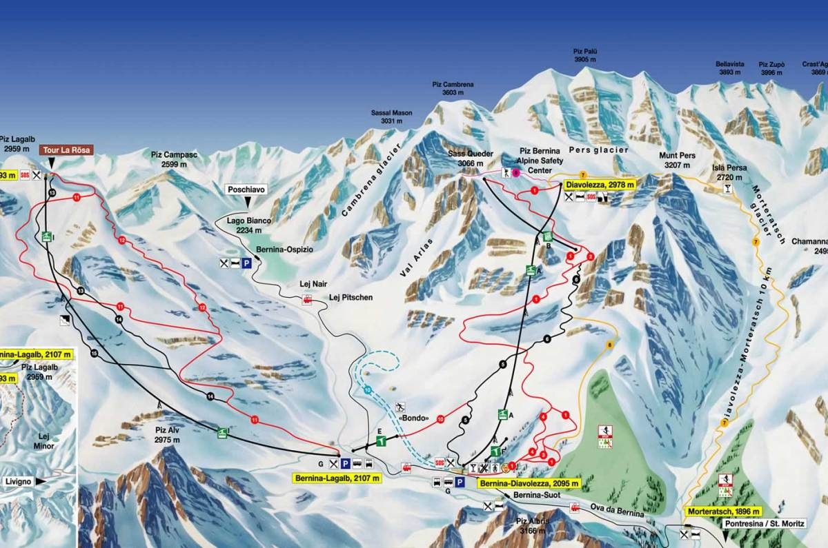 A Guide to Skiing in the Swiss Alps