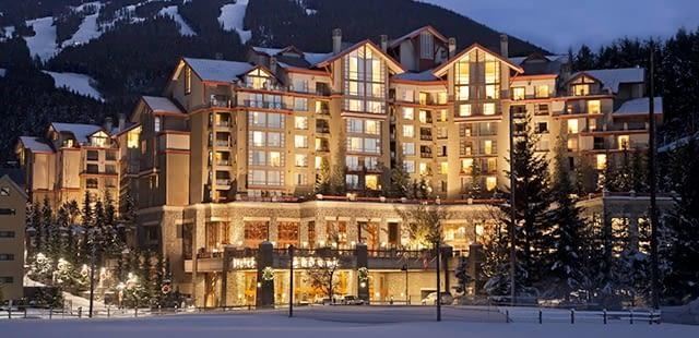 westin resort whistler, dog friendly hotels in whistler