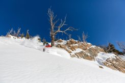 On the heels of their second snowiest season on record, Jackson Hole is expected to receive the benefits of a La Nina winter.   Photo: Jackson Hole Mountain Resort