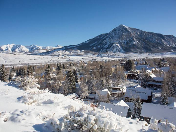 crested butte ski resort