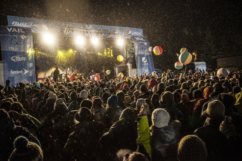 Michael Franti performed at Spring Back to Vail in years past. | Photo: Vail Resorts