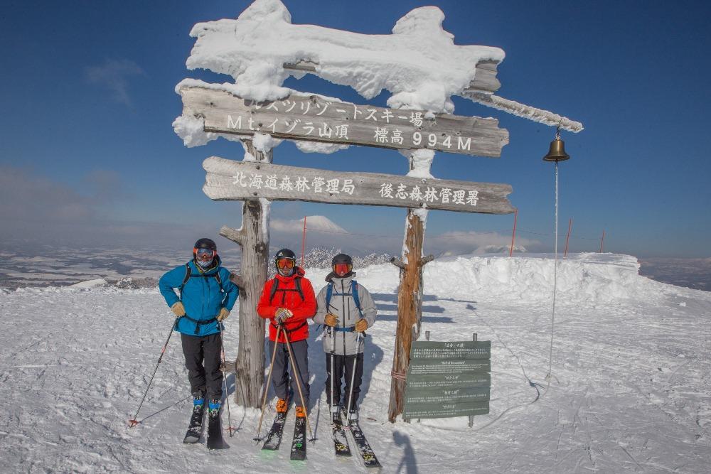 skiing in hokkaido, rusutsu skiing, ski japan, japan snow