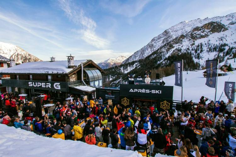 apres ski courmayeur